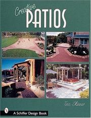 Cover of: Creative Patios