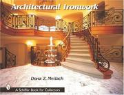 Cover of: Architectural Ironwork