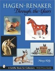 Cover of: Hagen-Renaker through the Years
