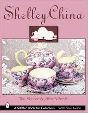 Cover of: Shelley China