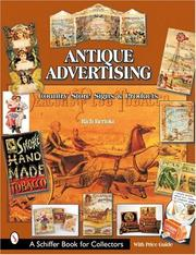 Cover of: Antique Advertising