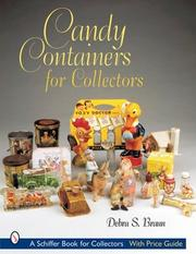 Cover of: Candy Containers for Collectors