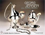 Georg Jensen by Janet Drucker, William Drucker