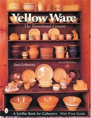 Cover of: Yellow Ware | Joan Leibowitz