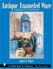 Cover of: Antique Enameled Ware