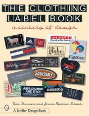 Cover of: The Clothing Label Book