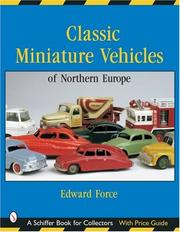 Cover of: Classic Miniature Vehicles