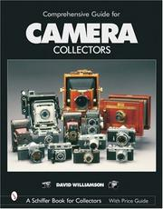 Cover of: Comprehensive Guide for Camera Collectors | David Williamson