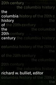 The Columbia history of the 20th century by