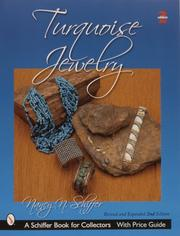 Cover of: Turquoise jewelry