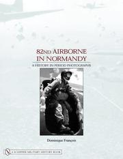 Cover of: 82nd Airborne in Normandy | François, Dominique