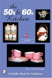 Cover of: The 50s & 60s Kitchen (50's & 60's Kitchen)
