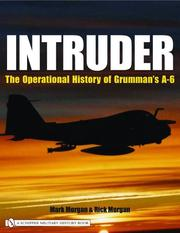Cover of: Intruder | Mark Morgan