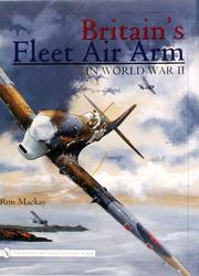 Cover of: Britain's Fleet Air Arm in World War II