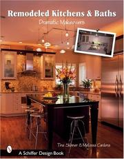 Cover of: Remodeled Kitchens & Baths: Dramatic Makeovers (Schiffer Design Book)