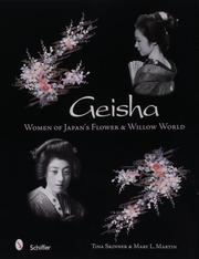 Cover of: Geisha: Women of Japan's Flower & Willow World