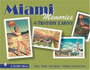Cover of: Miami Memories: A Midcentury Journey