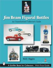 Cover of: Jim Beam Figural Bottles