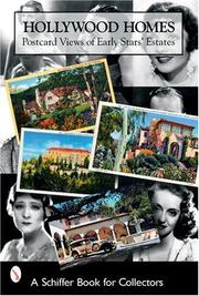 Cover of: Hollywood Homes