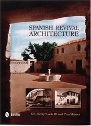 Cover of: Spanish Revival Architecture