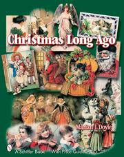 Cover of: Christmas Long Ago | Marian I. Doyle