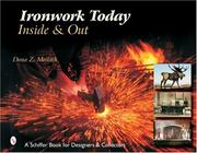 Cover of: Ironwork today: inside & out