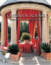Cover of: Outdoor Rooms: Fresh-air Kitchens And Living Areas