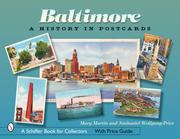 Cover of: Baltimore History in Postcards | Mary L. Martin
