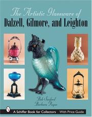 The Artistics Glassware of Dalzell, Gilmore & Leighton by Jim Payne