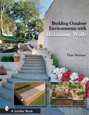 Cover of: Building Outdoor Environments with Retaining Walls