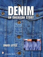 Cover of: Denim | David Little
