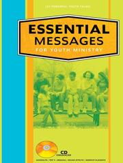 Cover of: Essential Messages for Youth Ministry | Kent Julian