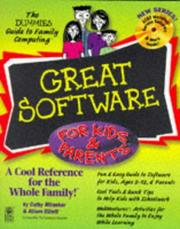 Cover of: Great software for kids & parents