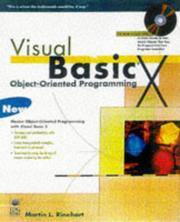 Cover of: Visual Basic 5 power OOP