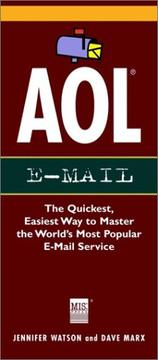 Cover of: AOL e-mail