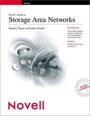 Cover of: Novell