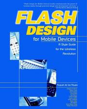 Cover of: Flash Design for Mobile Devices