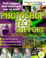 Cover of: Photoshop tech support