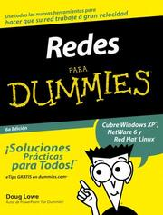 Cover of: Redes Para Dummies
