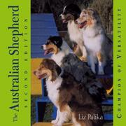 Cover of: The Australian shepherd: champion of versatility