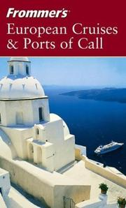 Cover of: European cruises & ports of call |