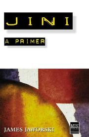Cover of: Jini, a primer