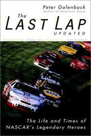 Cover of: The last lap | Peter Golenbock