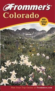 Frommers(r) Colorado, 7th Edition