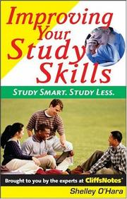 Cover of: Improving Your Study Skills