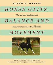 Cover of: Horse Gaits, Balance and Movement
