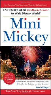 Cover of: Mini Mickey