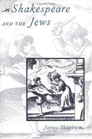 Cover of: Shakespeare and the Jews