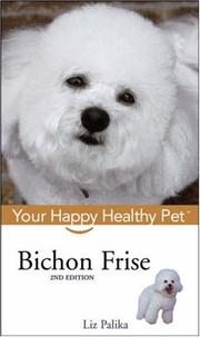 Cover of: Bichon frise
