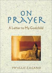 Cover of: On prayer